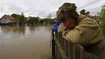 Záplavy v Zálezlicích, �erven 2013 | na serveru Lidovky.cz | aktu�ln� zpr�vy