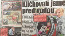 �lánek v deníku Blesk | na serveru Lidovky.cz | aktu�ln� zpr�vy