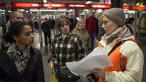Stanice metra Muzeum na trase A je uzavřená. | na serveru Lidovky.cz | aktuální zprávy