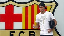 Neymar poprvé v Barcelon�. | na serveru Lidovky.cz | aktu�ln� zpr�vy