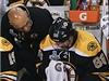 �eský hokejista Bostonu Bruins Jaromír Jágr a týmový léka� | na serveru Lidovky.cz | aktu�ln� zpr�vy