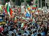 Protivl�dn� protesty v Bulharsku (l�to 2013).