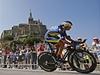 Český cyklista Roman Kreuziger na Tour de France