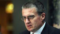 Ministr dopravy Zden�k ��k.