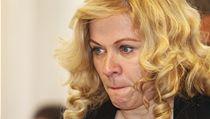 Jana Nagyová u soudu. | na serveru Lidovky.cz | aktu�ln� zpr�vy