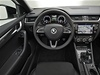 V interiéru nové generace modelů Škoda Octavia RS a dominuje černá barva.