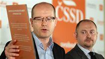 Bohuslav Sobotka a Michal Ha�ek | na serveru Lidovky.cz | aktu�ln� zpr�vy