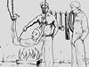 Krutost, s jakou KLDR zachází s vězni v gulazích, je pověstná. Svědectví o ní vydal i Sin Tong-hjok, uprchlík z tábora č. 14. Dozorci mu mj. pálili záda nad ohněm