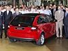 Škoda Auto začala v Mladé Boleslavi vyrábět Rapid Spaceback.