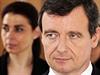 David Rath a Kateřina Pancová                u soudu. | na serveru Lidovky.cz | aktuální zprávy