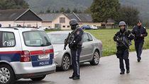 Rakousk� policie (ilustra�n� sn�mek).