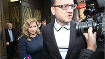 Jana Nagyoví odchází s Petrem Ne�asem. | na serveru Lidovky.cz | aktu�ln� zpr�vy