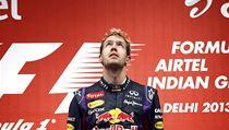 Vettel vyhrál v Indii a slaví �tvrtý titul pro mistra sv�ta. | na serveru Lidovky.cz | aktu�ln� zpr�vy