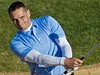 Roman �ebrle jako golfista.