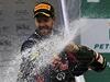 Německý pilot formule 1 Sebastian Vettel ze stáje Red Bull