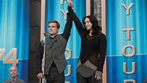 Úst�ední dvojice filmu Hunger Games: Vra�dená pomsta | na serveru Lidovky.cz | aktu�ln� zpr�vy