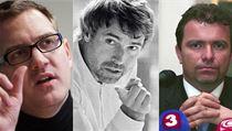 Daniel K�etínský (EPH), Petr Kellner (PPF) a Patrik Tká� (J&T) | na serveru Lidovky.cz | aktu�ln� zpr�vy