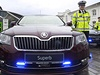 �kody Superb posílí stávající vozový park policie, který �ítá 34 vozidel zna�ky Volkswagen Pasat. | na serveru Lidovky.cz | aktu�ln� zpr�vy
