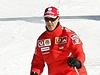 Michael Schumacher je dlouhodobě vášnivým lyžařem
