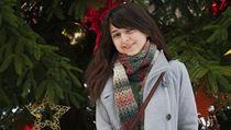 Ázerbájd�ánská studentka Diana Shirinová slaví Vánoce v Praze. | na serveru Lidovky.cz | aktu�ln� zpr�vy