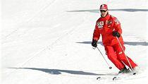Michael Schumacher je dlouhodob� vá�nivým ly�a�em | na serveru Lidovky.cz | aktu�ln� zpr�vy