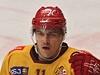 Viktor Ujčík během posledního utkání kariéry proti Šumperku