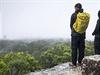 Mlha nebo ranní déšť by vás od návštěvy neměly odradit. Je ale dobré se na to připravit a vybavit se správným oblečením.