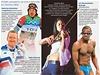 Příběh sportovních exotů: od Orla Edwardse po Vanessu Mae.