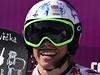 Eva Samkov� p�i olympijsk�m z�vod�