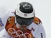 Ondřej Bank na olympiádě v Soči.