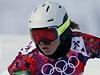 Ester Ledecká v Soči postoupila z kvalifikace.