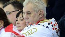 Prezident Milo� Zeman na olympiád� v So�i | na serveru Lidovky.cz | aktu�ln� zpr�vy