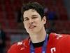 Sidney Crosby se zlatou medailí
