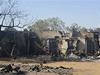 Proti extremistické sektě Boko Haram se snaží Nigerijci bojovat, ne vždy jsou však úspešní.