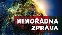 Mimo��dn� zpr�va - Breaking News