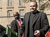 Radovan Krej���, alleged to be a major figure in South Africa�s criminal underworld, heading to a Johannesburg court hearing in August