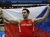 Český tyčkar Jan Kudlička slaví bronz na halovém mistrovství světa