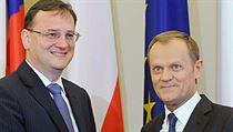 Podle informací �ESKÉ POZICE se otázka Unipetrolu otev�ela na nejvy��í úrovni � b�hem jednání mezi Petrem Ne�asem a polským premiérem Donaldem Tuskem. | na serveru Lidovky.cz | aktu�ln� zpr�vy