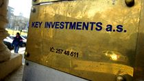 Key Investments hrála p�ed lety klí�ovou roli i p�i pohádkovém zbohatnutí... | na serveru Lidovky.cz | aktu�ln� zpr�vy