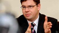 Ji�í Pospí�il: Jako ministr spravedlnosti na svém k�esle nijak nelpím, jsem tady �tvrtým rokem, kus práce jsem tu ud�lal a klidn� odejdu na právnickou fakultu nebo jinam. Pro m� je d�le�ité mít kvalitní a zajímavou práci, ne být za ka�dou cenu ministr. | na serveru Lidovky.cz | aktu�ln� zpr�vy
