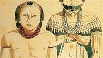 Indiány Mundurukú s geometrickým tetováním portrétoval ji� Hércules Florence v 19. století. Nyní si jejich schopnosti vnímat prostor ve tvarech v�imla i psychologie a kognitivní v�dy. | na serveru Lidovky.cz | aktu�ln� zpr�vy