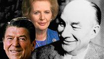 Ovlivnilo pojetí neoliberalismu � t�etí cesty � n�meckého sociologa Alexandra Rüstowa bývalou britskou premiérku Margaret Thatcherová nebo n�kdej�ího amerického prezidenta Ronalda Reagana? | na serveru Lidovky.cz | aktu�ln� zpr�vy