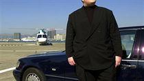 Seznamte se: zakladatel slu�by Megaupload Kim Schmitz alias Kim Dotcom alias Kimble na snímku z roku 1999 v Hongkongu. | na serveru Lidovky.cz | aktu�ln� zpr�vy