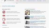 Webové stránky projektu Va�e svoboda. | na serveru Lidovky.cz | aktu�ln� zpr�vy
