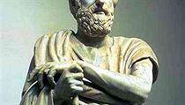 Autor dramatických p�íb�h� Achilla, Agamemnona a Odyssea, jen� ve�el do d�jin literatury pod jménem Homér, je stejn� neznámá osoba (�i osoby) jako autor (�i auto�i) Bible. | na serveru Lidovky.cz | aktu�ln� zpr�vy