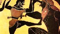 V Odysseov� vít�zství nad kyklopem Polyfémem probleskuje tá� oslava vít�zství d�vtipu nad silou jako v p�íb�hu Davida a Goliá�e. | na serveru Lidovky.cz | aktu�ln� zpr�vy