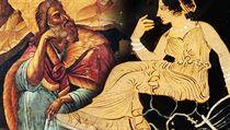 Hebrej�tí proroci jsou k proroctví vyzvaní osobn� poznaným Bohem. �ekové se nechávají inspirovat vymy�lenými a na bozích nezávislými múzami, které pova�ují za p�íjemn�j�í spole�nost ne� abstraktního Boha. | na serveru Lidovky.cz | aktu�ln� zpr�vy