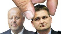 Bylo odvolání Petra Lessyho a jmenování Martina �erví�ka politickým tahem? | na serveru Lidovky.cz | aktu�ln� zpr�vy