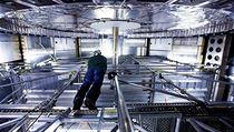Bez evropských investic do v�dy by nemohly vzniknout nap�íklad experimenty typu ATLAS, je� probíhají v �enevském centru jaderného výzkumu CERN a posouvají dál nejen v�du, ale i pr�mysl. | na serveru Lidovky.cz | aktu�ln� zpr�vy