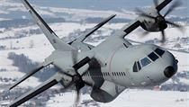 Letoun CASA C-295M ve výzbroji polské armády vyu�ívá star�í, osv�d�ený systém pasivní obrany. | na serveru Lidovky.cz | aktu�ln� zpr�vy
